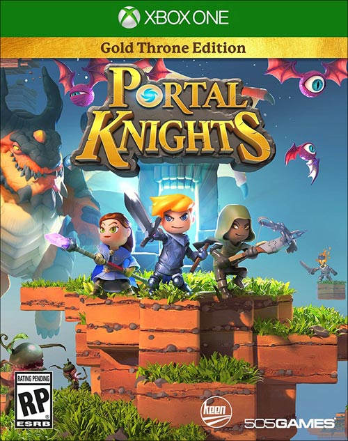 Portal Knights: Gold Throne Edition