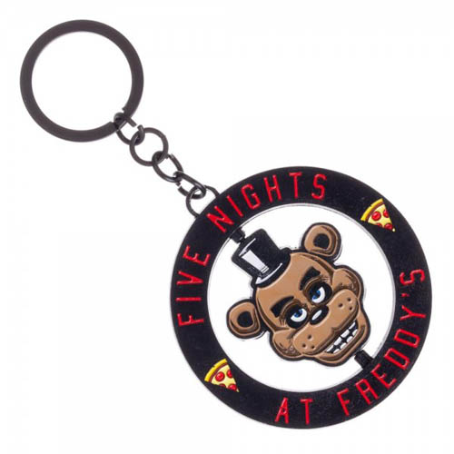 Five Nights at Freddy's Spinner Keychain