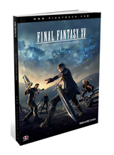 Final Fantasy XV Official Guide