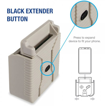 back extender button for SmartBoy Mobile Device for Android Smartphones