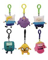 Adventure Time: Mystery Plush Clips