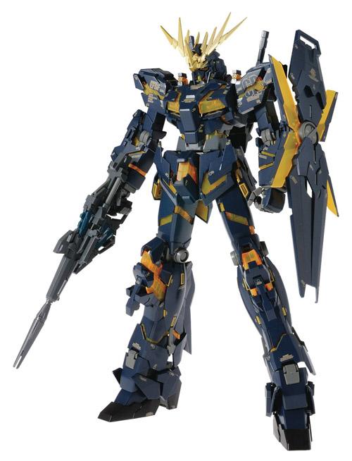 Gundam UC: Unicorn Gundam Unit 02 Banshee Master Grade 1/100 Scale Model Kit