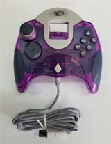 Dreamcast MadCatz Purple Dream Pad