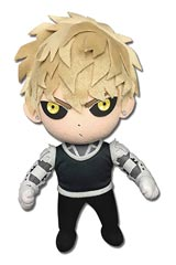 One Punch Man Genos 8 Inch Plush