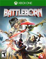 Battleborn With Collectible Figure