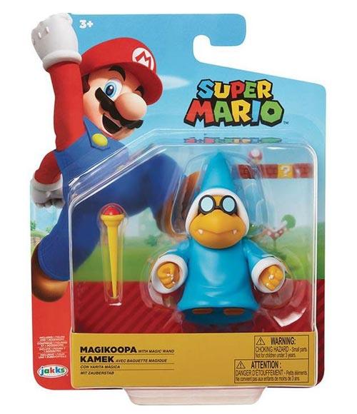 World of Nintendo Kamek 4 Inch Action Figure