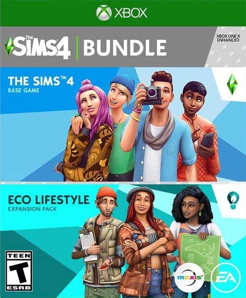 Sims 4 Plus Eco Lifestyle Bundle