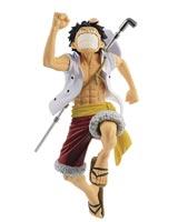 One Piece Magazine V3: A Piece of Dream Luffy Figure