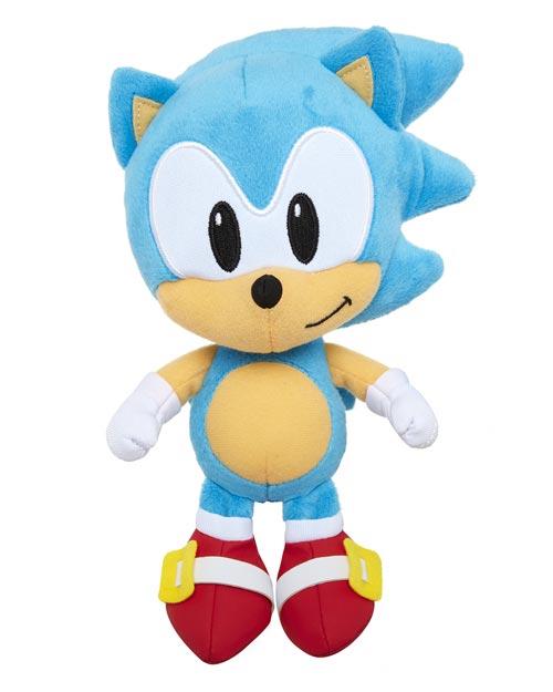 Sonic the Hedgehog: Sonic 7 Inch Plush