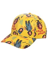 Child's Play Chucky Good Guys All Over Print Hat