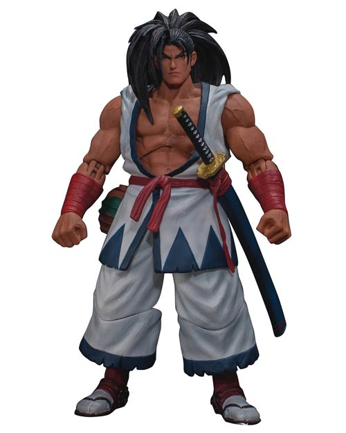 Samurai Shodown Haohmaru Storm Collectibles Action Figure