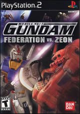 Mobile Suit Gundam Federation vs. Zeon