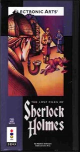 Lost Files of Sherlock Holmes, The