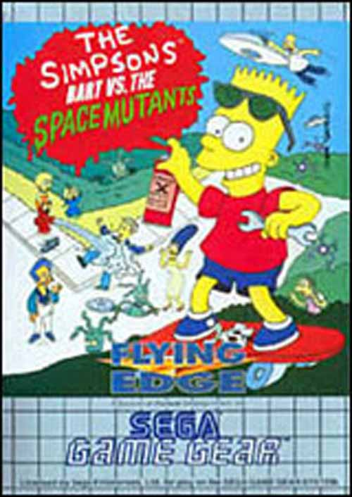 Simpsons: Bart Vs. Space Mutants