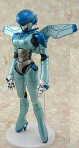 Bubblegum Crisis Sylia Action Figure