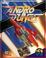 Andro Dunos Neo Geo AES