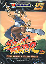 Street Fighter UFS Collectible Card Game