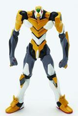 Neon Genesis Evangelion New Movie Ed. Revoltech EVA-00 Mini Figure