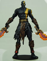 God of War 2: Kratos Dark Odyssey Action Figure