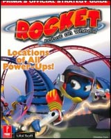 Rocket: Robot on Wheels Official Strategy Guide Book