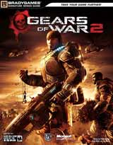 Gears of War 2 Official Strategy Guide Book