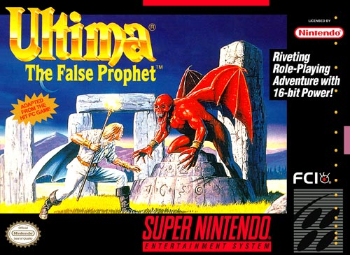 Ultima: The False Prophet