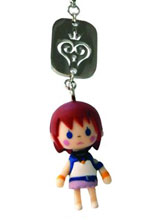 Kingdom Hearts Kairi Mascot Strap