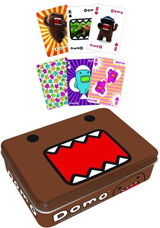 Domo Playing Card Tin
