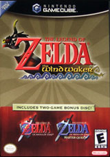 Legend of Zelda: Wind Waker with Bonus Disc