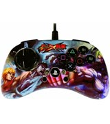 PlayStation 3 Street Fighter X Tekken Fight Pad SD Ryu & Ken vs Kazuya & Nina