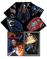 Devil May Cry 4 Playing Cards