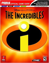 Incredibles Official Game Guide