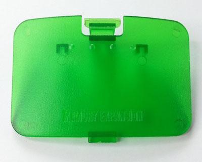 N64 Jungle Green Console Door