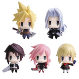 Final Fantasy Trading Arts Series 1 Mini Figures