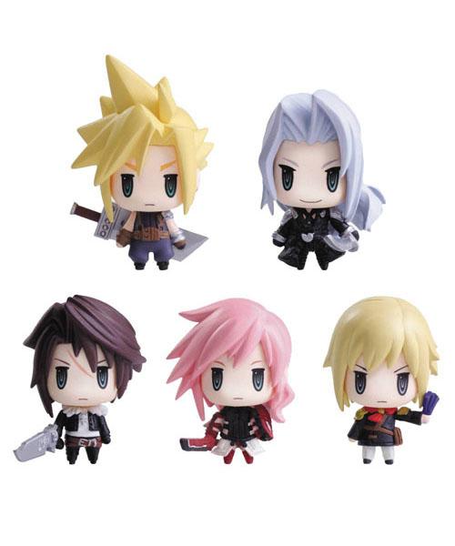 Final Fantasy Trading Arts Series 1 Mini Figures