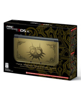 New Nintendo 3DS XL System Zelda Majora's Mask Limited Edition