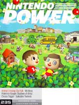 Nintendo Power Volume 235 Animal Crossing: City Folk