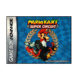 Mario Kart Super Circuit (Instruction Manual)