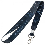 Skyrim Lanyard with Charm