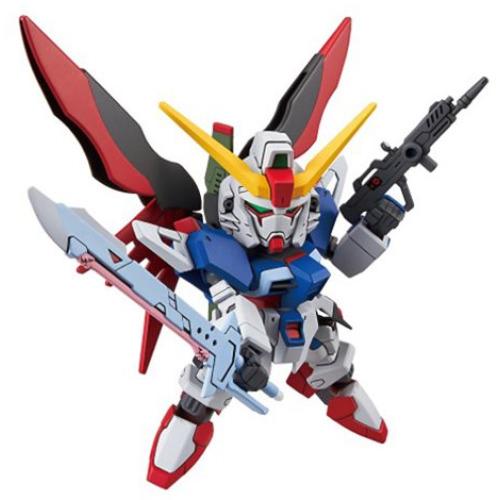 Gundam SD EX Barbatos Mini Figure