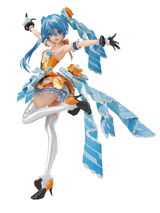 Hatsune Miku Project Diva 2nd Orange Blossom PVC Figure