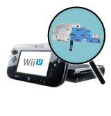 Nintendo Wii U Repairs: Gamepad L Button Replacement Service