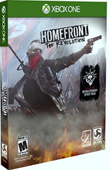 Homefront: The Revolution Steelbook Edition
