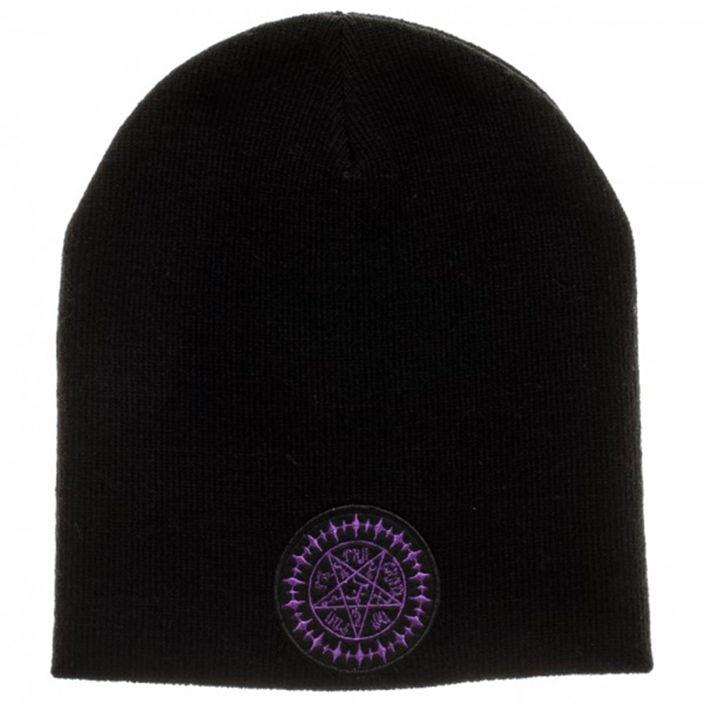 Black Butler Contract Seal Beanie
