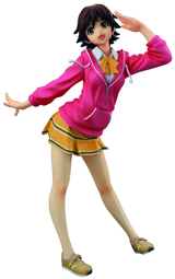 Idolmaster CG Honda Mio WUO PVC Figure