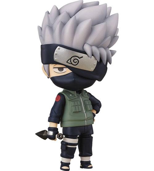 Naruto Shippuden Kakashi Hatake Nendoroid
