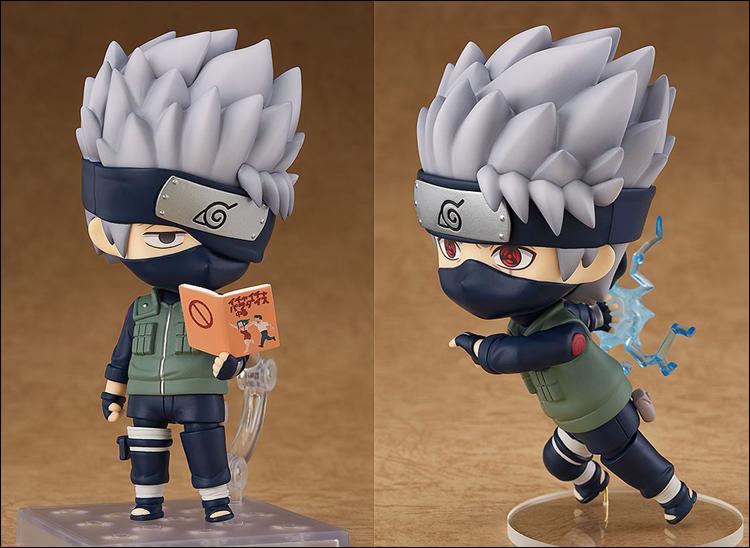 Naruto Shippuden Kakashi Nendoroid
