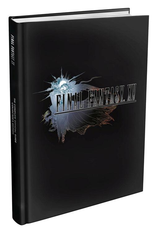 Final Fantasy XV Collector's Edition Guide