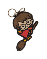 Harry Potter Layered Keychain