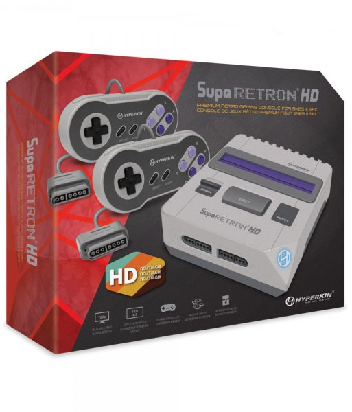 SupaRetroN HD Gaming Console